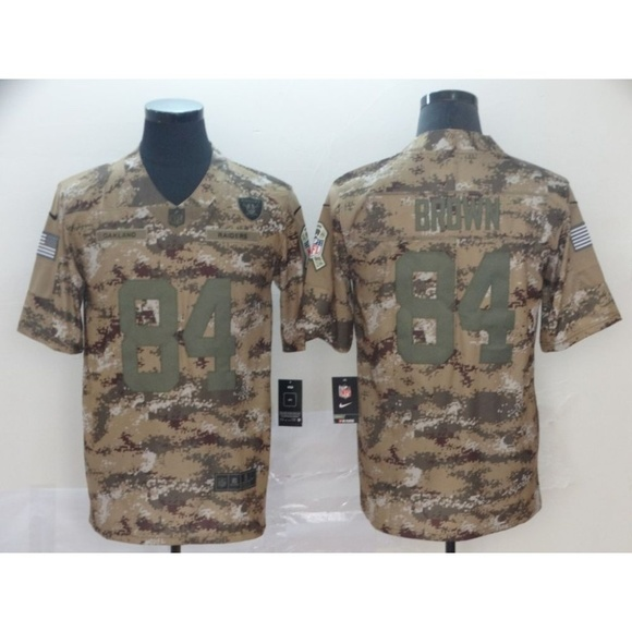 low priced 02533 dbb0f Oakland Raiders Antonio Brown Jersey